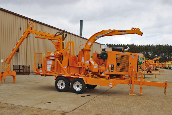 Bandit Industries | Whole Tree Chippers | 1855 SERIES for sale at Rippeon Equipment Co., Maryland