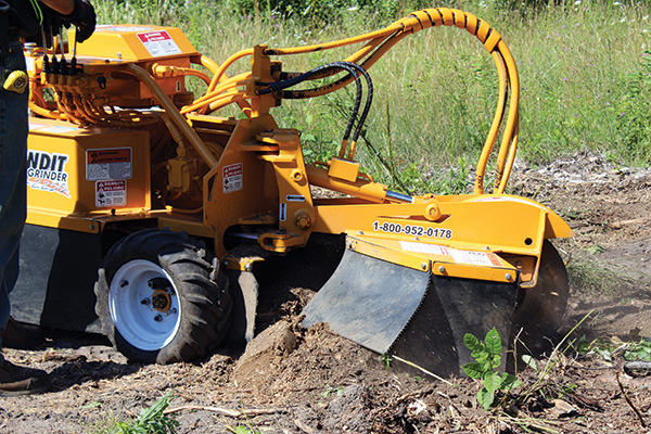 Bandit Industries | Stump Grinders | 2250R SERIES for sale at Rippeon Equipment Co., Maryland