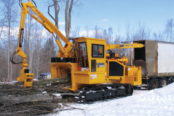 Bandit Industries | Whole Tree Chippers | 2400XP SERIES for sale at Rippeon Equipment Co., Maryland