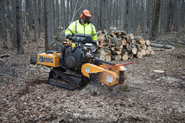 Bandit Industries | Stump Grinders | ZT1844 SERIES for sale at Rippeon Equipment Co., Maryland