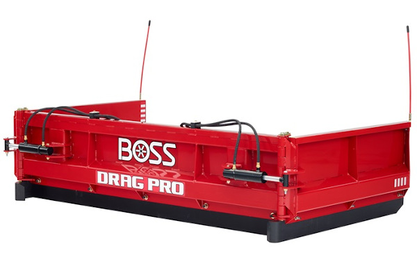 Boss Snowplow 8'-12' Hydraulic for sale at Rippeon Equipment Co., Maryland