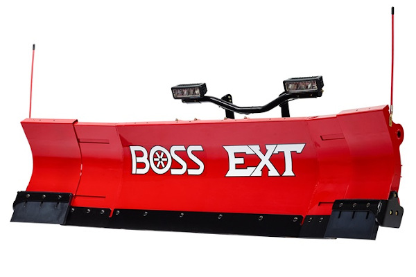 Boss Snowplow 8'-10' EXT Plow for sale at Rippeon Equipment Co., Maryland
