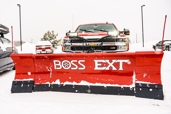 Boss Snowplow | Truck Equipment | EXT Plows for sale at Rippeon Equipment Co., Maryland