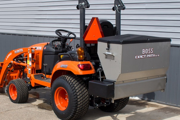 Boss Snowplow | Exact Path | Model Exact Path 6.0 for sale at Rippeon Equipment Co., Maryland