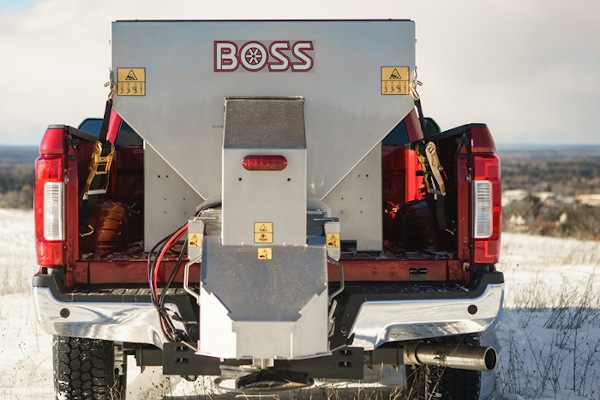 Boss Snowplow | Truck Equipment | Forge for sale at Rippeon Equipment Co., Maryland
