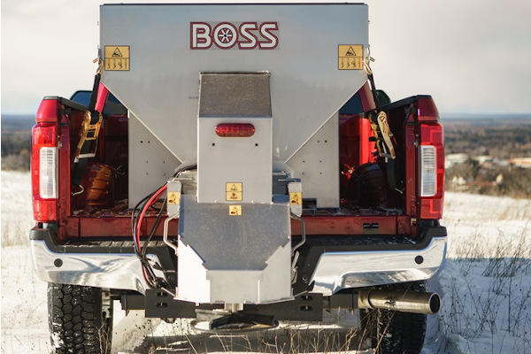 Boss Snowplow | Ice Control Equipment | Forge for sale at Rippeon Equipment Co., Maryland