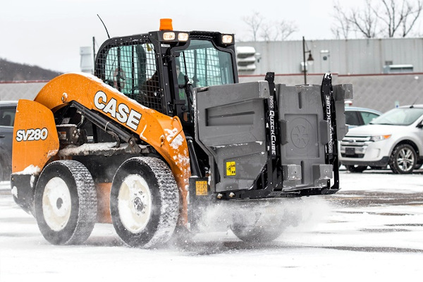 Boss Snowplow | Ice Control Equipment | QuickCube™ for sale at Rippeon Equipment Co., Maryland