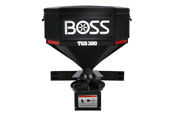 Boss Snowplow | Tailgate Spreaders | Model TGS 300 for sale at Rippeon Equipment Co., Maryland
