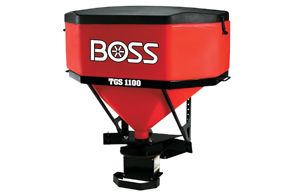 Boss Snowplow | Tailgate Spreaders | Model TGS 1100 for sale at Rippeon Equipment Co., Maryland