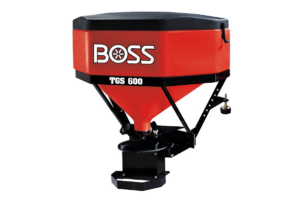Boss Snowplow | Tailgate Spreaders | Model TGS 600 for sale at Rippeon Equipment Co., Maryland