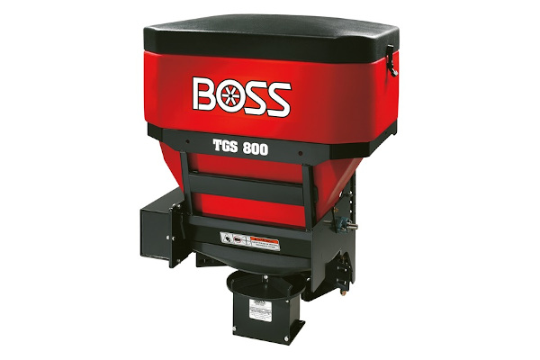 Boss Snowplow | Tailgate Spreaders | Model TGS 800 for sale at Rippeon Equipment Co., Maryland