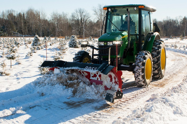 Boss Snowplow | Heavy Equipment | Tractor Plows for sale at Rippeon Equipment Co., Maryland