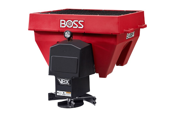 Boss Snowplow VBX3000 Auger Spreader for sale at Rippeon Equipment Co., Maryland