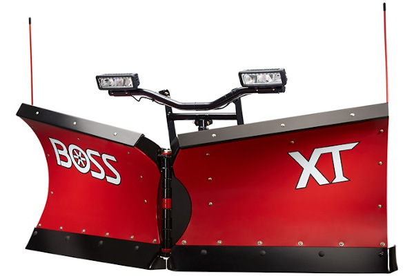 "Boss Snowplow | V XT Plows | Model 8'2"" XT Poly for sale at Rippeon Equipment Co., Maryland"