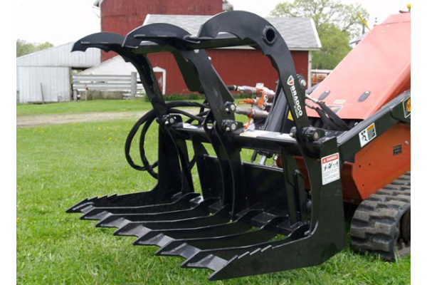 Paladin Attachments | Bradco | Brush Grapple, Mini for sale at Rippeon Equipment Co., Maryland