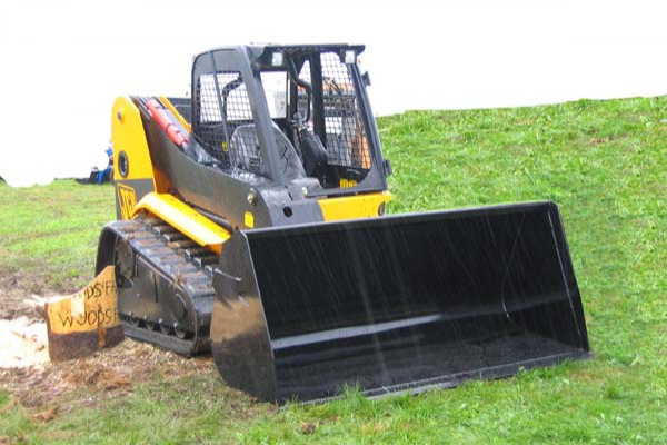 Paladin Attachments High-Capacity, Light Material Buckets for sale at Rippeon Equipment Co., Maryland