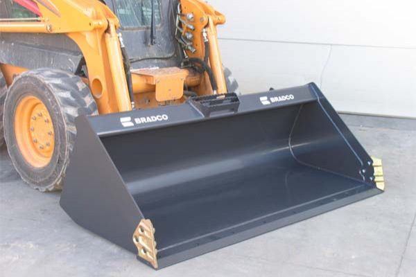 Paladin Attachments | Bradco | High-Capacity, Heavy-Duty Buckets for sale at Rippeon Equipment Co., Maryland