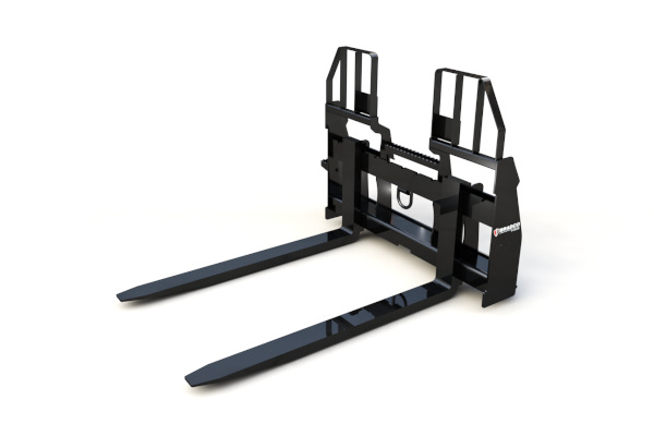 Paladin Attachments Bradco SS Walk-Thru Forks for sale at Rippeon Equipment Co., Maryland