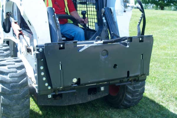 Paladin Attachments Tilt Attach for sale at Rippeon Equipment Co., Maryland