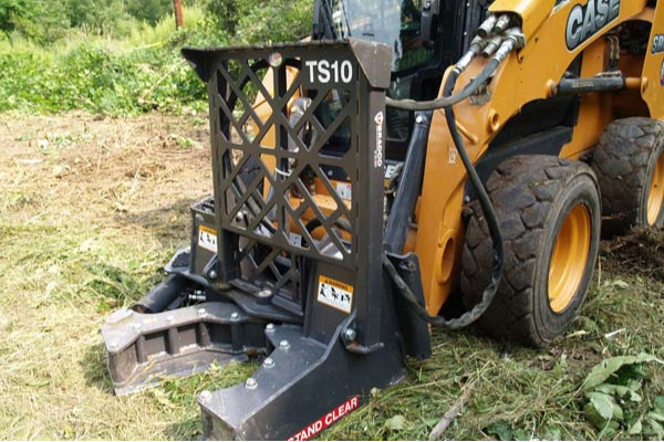 Paladin Attachments | Bradco | Tree Shear for sale at Rippeon Equipment Co., Maryland