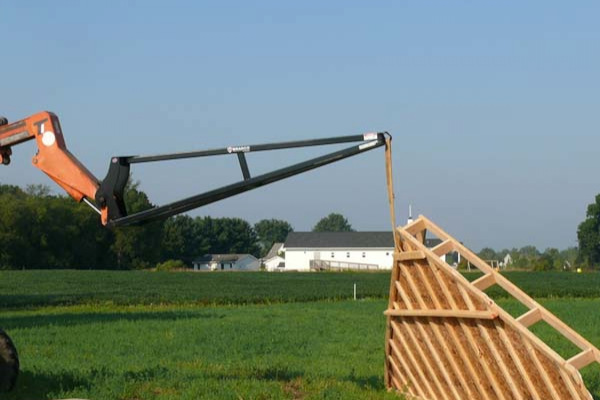 Paladin Attachments | Bradco | Truss Booms for sale at Rippeon Equipment Co., Maryland