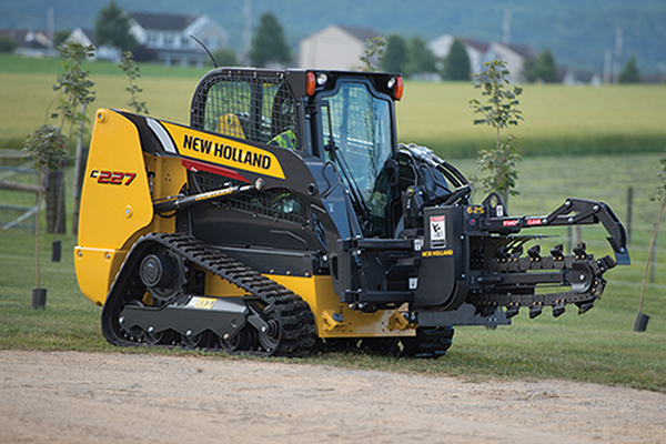 New Holland | Light Construction Equipment | Compact Track Loaders for sale at Rippeon Equipment Co., Maryland