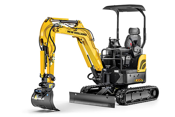 New Holland | Compact Excavators - C-Series | Model E17C for sale at Rippeon Equipment Co., Maryland