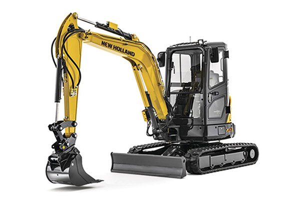 New Holland | Compact Excavators - C-Series | Model E37C for sale at Rippeon Equipment Co., Maryland