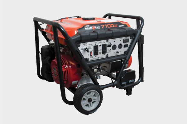 Echo GN7100E 7100 Watt Generator for sale at Rippeon Equipment Co., Maryland