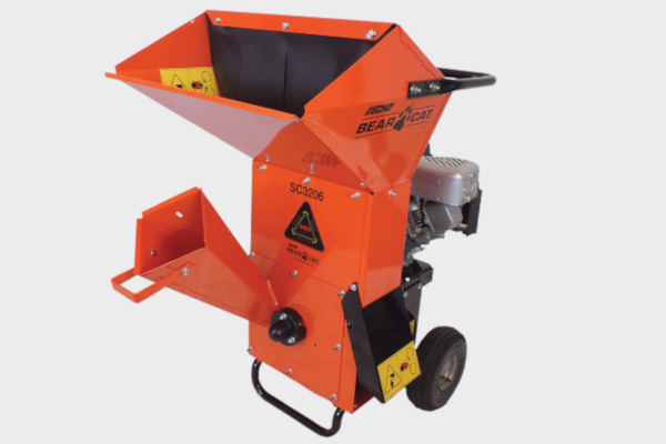 Echo SC3206 3 Inch Chipper/Shredder for sale at Rippeon Equipment Co., Maryland