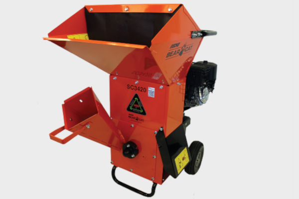 Echo SC3420 3 Inch Chipper/Shredder for sale at Rippeon Equipment Co., Maryland