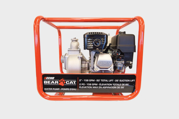 Echo | ECHO Bear Cat | Water Pumps for sale at Rippeon Equipment Co., Maryland