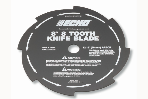 Echo | Blades | Model Part Number: 69600121431 for sale at Rippeon Equipment Co., Maryland