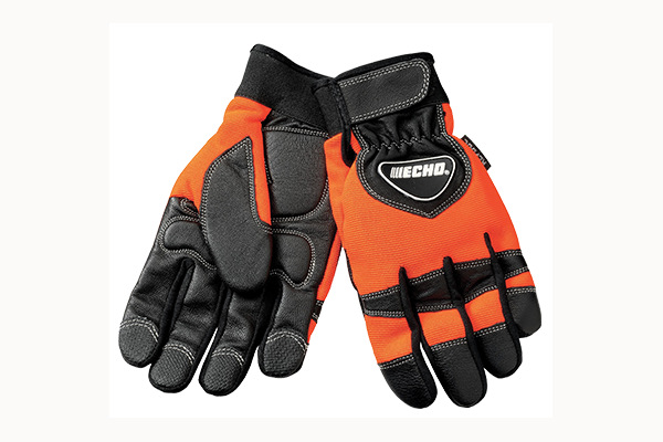 Echo | Chain Saw Gloves | Model Part Number: 99988801601 for sale at Rippeon Equipment Co., Maryland