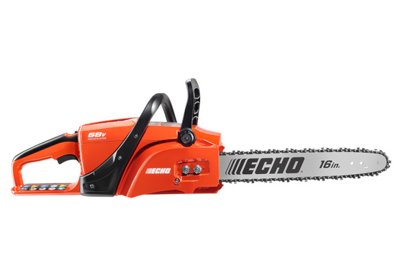 Echo | 58V Professiona Grade Cordless | Model Cordless Chain Saw for sale at Rippeon Equipment Co., Maryland