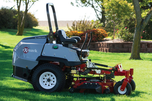 Exmark | Zero-Turn Mowers | Lazer Z for sale at Rippeon Equipment Co., Maryland