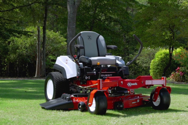 Exmark | Zero-Turn Mowers | Quest for sale at Rippeon Equipment Co., Maryland