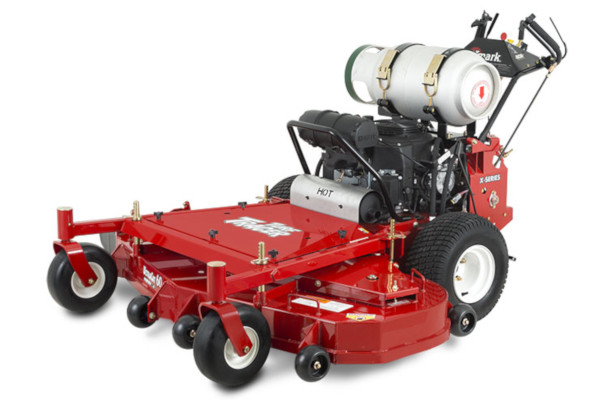 Exmark | Propane Mowers | Turf Tracer Propane for sale at Rippeon Equipment Co., Maryland