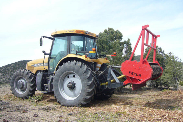 Fecon | Mulching Attachments | Bull Hog for PTO Machines for sale at Rippeon Equipment Co., Maryland