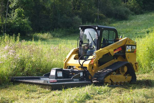 Paladin Attachments | Bradco | Ground Shark™ SD SS Brush Cutter for sale at Rippeon Equipment Co., Maryland