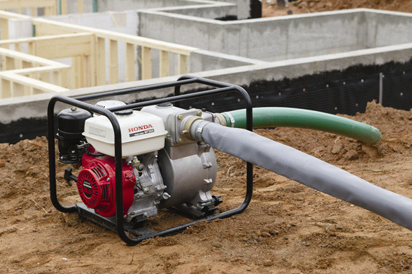 Honda | Pumps | Construction for sale at Rippeon Equipment Co., Maryland