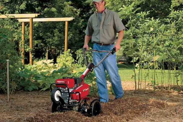 Honda | Tillers | Mid-Tine Tillers for sale at Rippeon Equipment Co., Maryland
