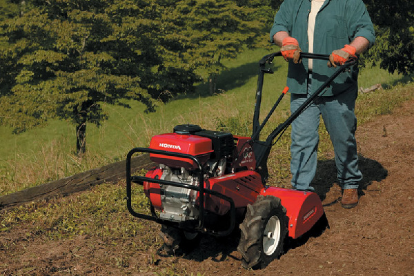 Honda | Tillers | Rear-Tine Tiller for sale at Rippeon Equipment Co., Maryland
