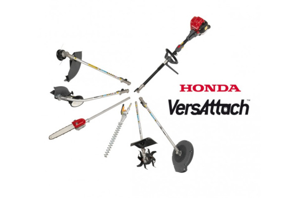 Honda | Trimmers | VersAttach System for sale at Rippeon Equipment Co., Maryland