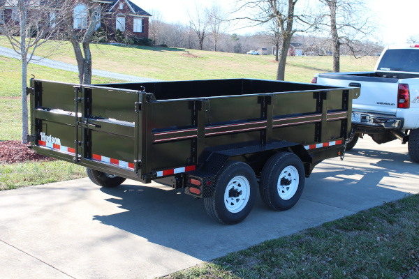 Hudson Brothers | Dump Trailer Series | Model HDC2N for sale at Rippeon Equipment Co., Maryland