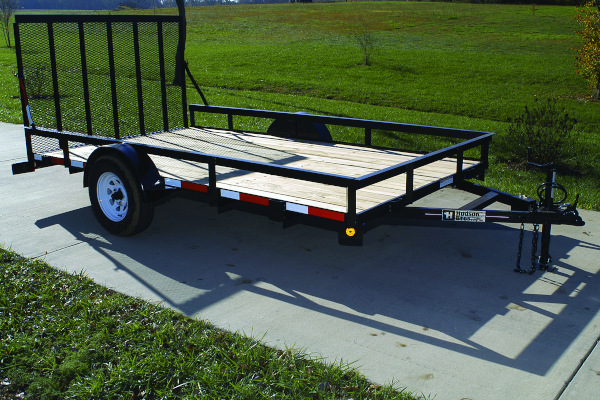 Hudson Brothers | Landscape Trailers | Model HSLG-12 for sale at Rippeon Equipment Co., Maryland