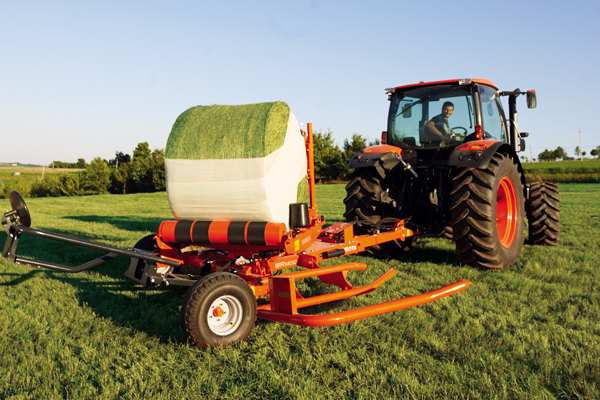 Kubota | Farm Implements | Wrappers for sale at Rippeon Equipment Co., Maryland