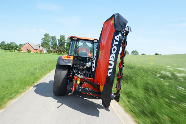 Kubota | Disc Mowers | DM1000 Series for sale at Rippeon Equipment Co., Maryland