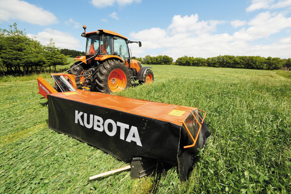 Kubota | Disc Mowers | DM2000 Series for sale at Rippeon Equipment Co., Maryland