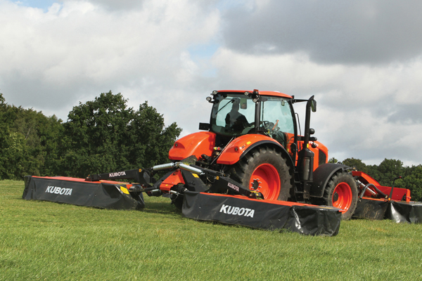 Kubota | Disc Mowers | DM3000/DM4000 for sale at Rippeon Equipment Co., Maryland